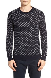 Scotch And Soda Men's Long Sleeve Crewneck Pullover