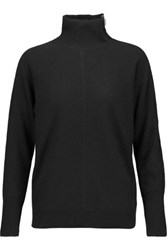 Magaschoni Cashmere Turtleneck Sweater Black