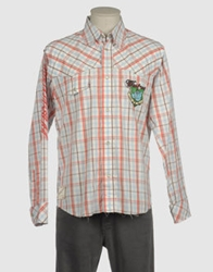 Westport Long Sleeve Shirts Beige
