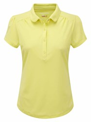 Craghoppers Nosilife Keisha Short Sleeved Polo Yellow