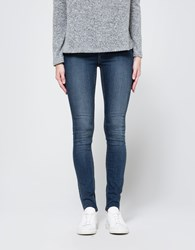 Cheap Monday Second Skin Pure Blue Jeans Denim