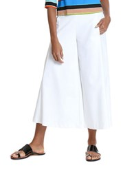 Tracy Reese Clean Culottes Soft White