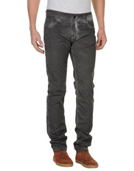 Cellar Door Trousers Casual Trousers Men Steel Grey
