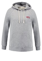 Vans Free Period Sweatshirt Grey Heather Mottled Grey