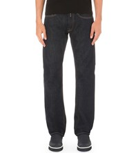 Replay Newbill Comfort Fit Straight Jeans Clean Rinse