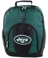 Forever Collectibles New York Jets Prime Time Backpack Green
