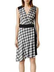 Allsaints Zuri Dress Grey