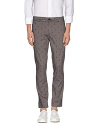 Monocrom Trousers Casual Trousers Men Lead