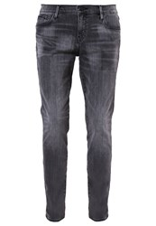 Earnest Sewn Astor Relaxed Fit Jeans Grey Grey Denim