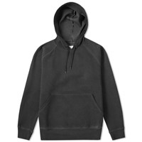 Our Legacy Single Hoody Black