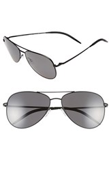 Women's Oliver Peoples 'Kannon' 59Mm Polarized Aviator Sunglasses