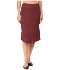 Aventura Clothing Cadence Skirt Gypsy Red Women's Skirt Gray