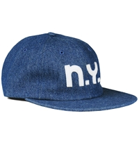 Only Ny Ny Polo Hat In Denim Huh. Store