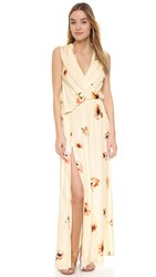 Haute Hippie Wrap Front Dress Hounds Of Love