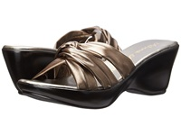 Athena Alexander Gayle Pewter Women's Dress Sandals