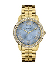 Guess Ladies Gorgeous Luxe Oversized Watch Gold