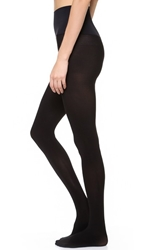 Commando Matte Opaque Tights Black