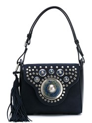 Tory Burch Embellished Shoulder Bag