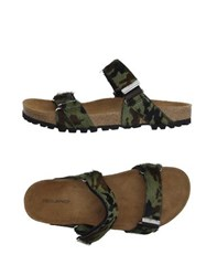 Dsquared2 Footwear Sandals Men Military Green