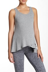 Electric Yoga Loose Tank Gray