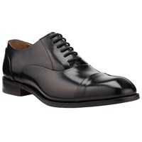 John Lewis Goodwin Oxford Leather Lace Up Shoes Black