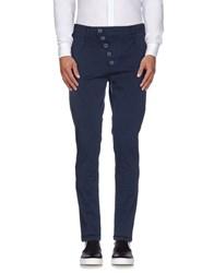 X Cape Trousers Casual Trousers Men Dark Blue