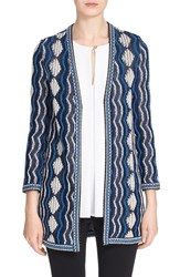Women's St. John Collection 'Medina' Knit Cardigan