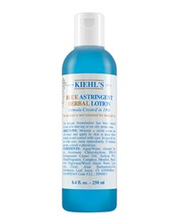 Blue Astringent Herbal Lotion 8.4Oz Kiehl's Since 1851
