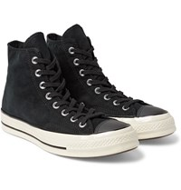Converse 1970S Chuck Taylor All Star Corduroy High Top Sneakers Black