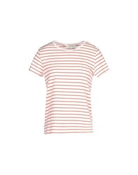 People Tree Topwear T Shirts Women Coral
