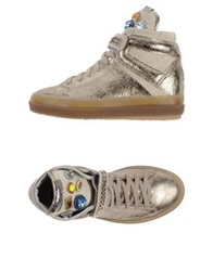 Ruco Line High Tops And Trainers Platinum