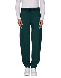 Russell Athletic Trousers Casual Trousers Men Dark Green