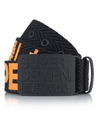 Superdry Sid Belt Black