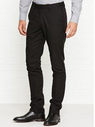 Reiss Westbury Slim Fit Chinos Black