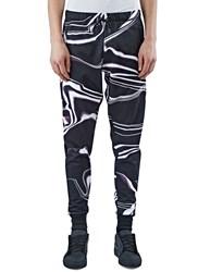 Y 3 Bold Lightning Slim Track Pants Black