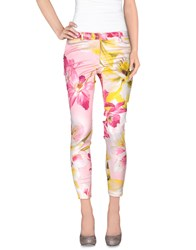 Vdp Beach Trousers Casual Trousers Women Pink