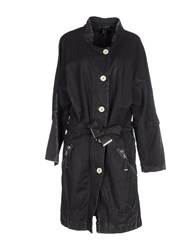 High Coats And Jackets Full Length Jackets Women Black