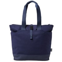 C6 Long Handle North South Tote Blue