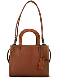 Coach 'Rouge' Tote Bag Nude Neutrals