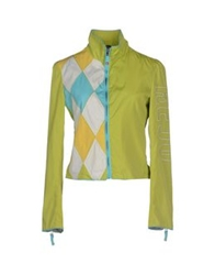 Kejo Jackets Acid Green