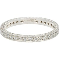 Cathy Waterman Women's Eternity Band No Color