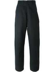 E. Tautz 'Field' Trousers Black