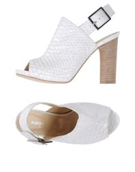 Alberto Gozzi Footwear Sandals Women White