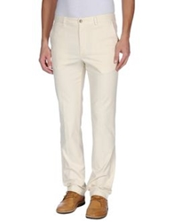 Henry Cotton's Casual Pants Light Green