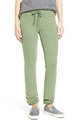 Wildfox Couture Women's 'Basics Malibu' Skinny Jogging Pants Grass