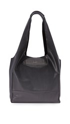 Rag And Bone Walker Shopper Tote Black