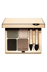 Clarins 'Wet And Dry Eye Quartet' Mineral Palette