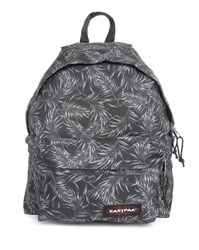 Eastpak Black Leaf Printed Padded Pak'r Pr Backpack 24 L
