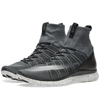Nike Free Flyknit Mecurial Black