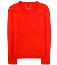 81 Hours Capta Cashmere Sweater Red